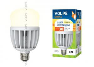 Volpe LED-M80-30W/WW/E27/FR/S картон