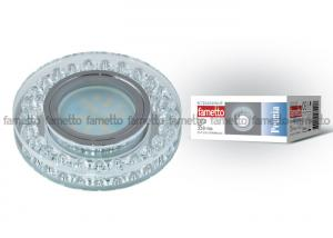 Fametto DLS-P102 GU5.3 CHROME/CLEAR