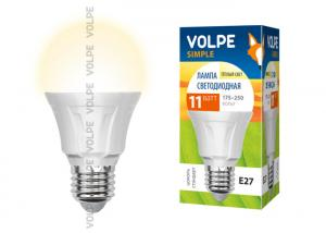 Volpe LED-A60-11W/WW/E27/FR/S картон