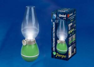 Uniel TLD-538 Green/LED/80Lm/5500K/Dimmer